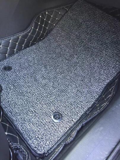 车丽友 专用于日产轩逸12-19款全包围丝圈汽车脚垫 晒单图