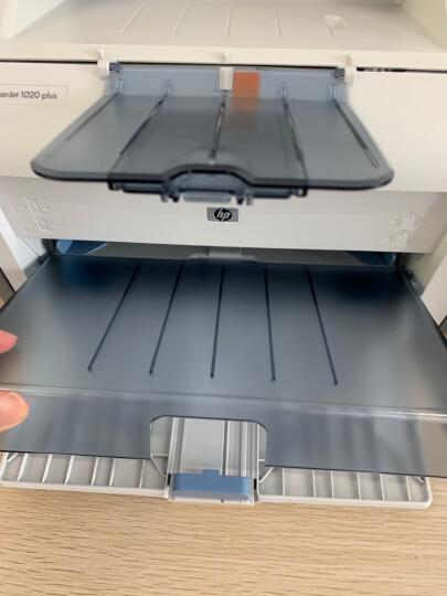 惠普(HP)LaserJet 1020 Plus 黑白激光打印机 升级型号NS1020w 晒单图
