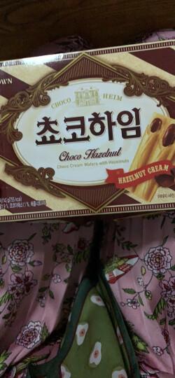 韩国进口可拉奥奶油榛子瓦142g*2 晒单图