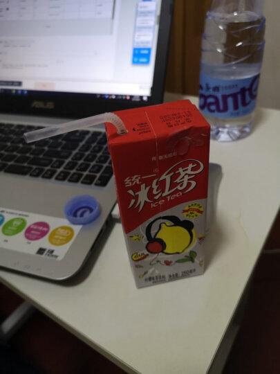 统一 冰红茶(柠檬味红茶饮料) 250ml*24/箱 整箱装(新老包装随机) 晒单图