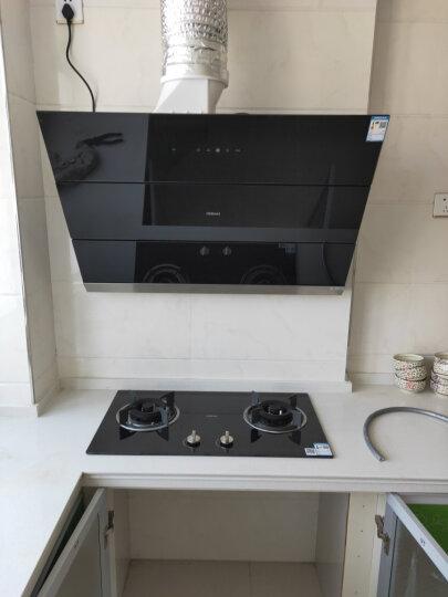老板(Robam)侧吸触控烟机燃气灶嵌入式蒸箱烤箱27A3+56B0+S273+R073 (天然气) 晒单图