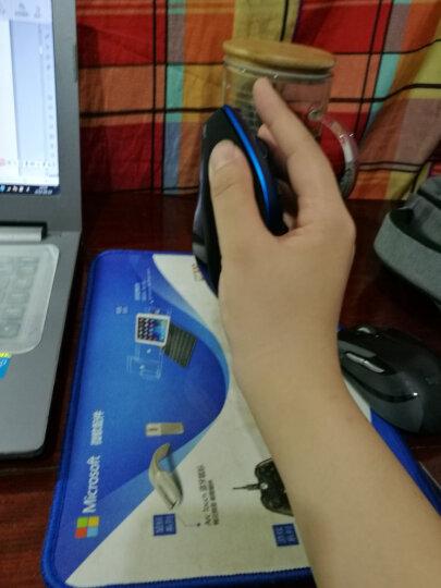 华硕ASUS UX300 鼠标 有线鼠标 办公鼠标 家用鼠标 右手鼠标 笔记本台式机鼠标 儒雅黑 晒单图