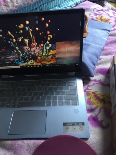 联想笔记本电脑Yoga710/720 C740 14英寸i5触摸屏超薄轻薄触控PC平板二合一超极本 定制i5-8250U 8G 512G固态 带笔 蓝 晒单图