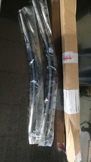 大众速腾雨刮器新速腾雨刷器无骨雨刮片2013-14-15-16-17-18-19年20款前窗原装胶条  途观L / 途昂 晒单图