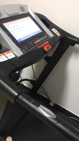 亿健(YIJIAN)跑步机 家用静音折叠健身器材【欧盟认证】2018新款 蓝屏单功能【中铁配送】自主安装 晒单图