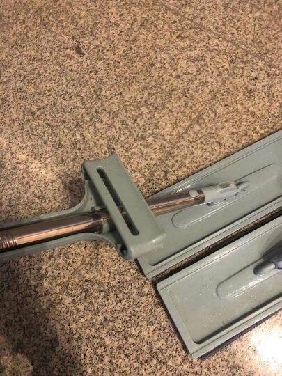 艺姿免手洗平板拖把家用木地板墩布懒人拖把地拖拖布YZ-105(2款随机发) 晒单图