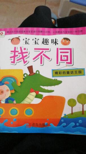 邦臣小红花·宝宝趣味找不同(套装全4册) 晒单图