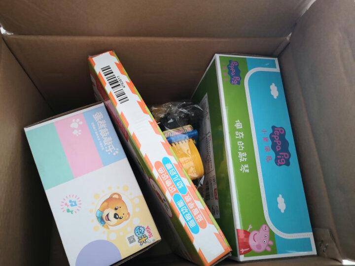 贝芬乐 小猪佩奇欢乐电子琴 儿童玩具音乐早教启蒙学习故事机益智玩具乐器礼物男孩女孩 JXT99012 晒单图