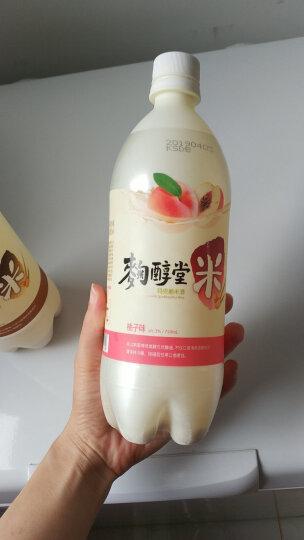 麴醇堂(KOOKSOONDANG)黄酒 韩国进口百岁酒 375ml 晒单图
