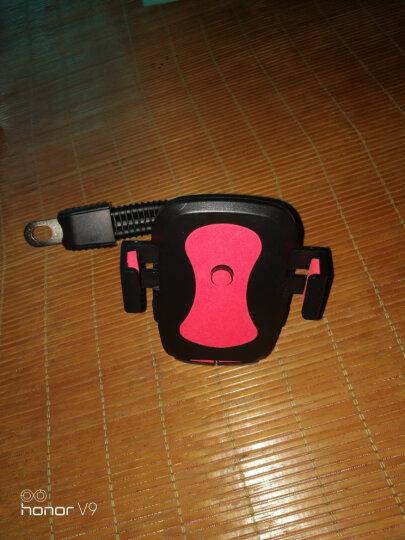 诺兰森迪(NOLANSEND)摩托电动车导航支架手机座电瓶车手机架 后视镜固定 手机GPS导航支架骑行装备 NLS28 晒单图