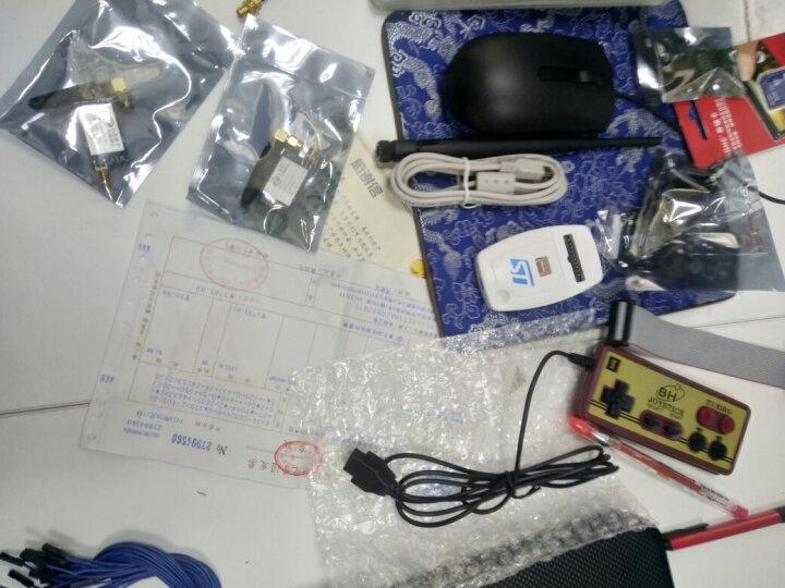 德飞莱 新战舰STM32F103ZET6 ARM开发板 M3核stm32学习板 ZET6开发板 OV2640摄像头 晒单图