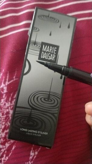 玛丽黛佳(MARIE DALGAR)眼线液 细滑弹力眼线水笔1ml-抗晕版(彩妆易画 防水防油 防摩擦 持久不易晕染) 晒单图