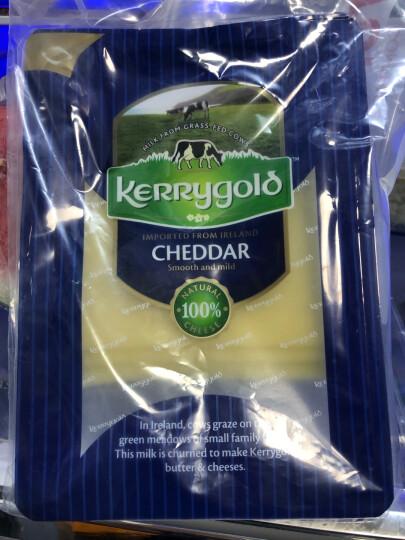 金凯利(KERRYGOLD)瑞士大孔奶酪 198g(干酪) 晒单图