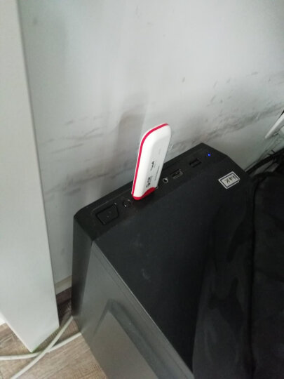 沃极速联通电信移动三网4G无线上网卡托wifi路由设备3G笔记本电脑上网卡槽终端 白色 4G双网通电脑版 晒单图