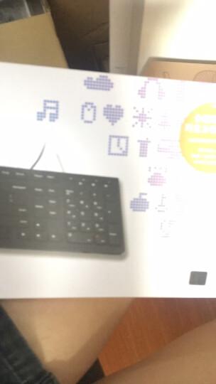 联想(lenovo)键盘 有线键盘 办公键盘 巧克力键盘 电脑键盘 笔记本键盘 K5819单键盘 京东自营 黑色 晒单图