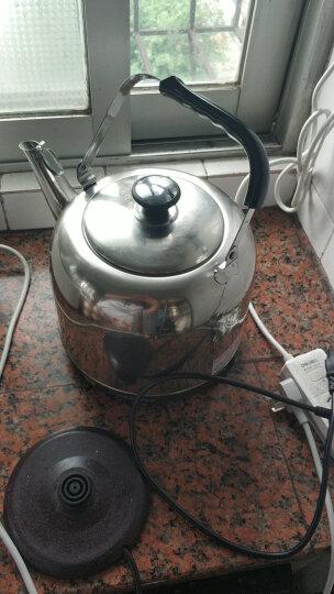 荣事达(Royalstar)电水壶电热水壶烧水壶304不锈钢6L大容量保温JY60C 晒单图