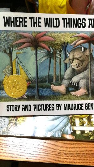 英文原版 Where the Wild Things Are  野兽国  4-8岁儿童绘本 晒单图