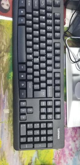 联想(lenovo)无线键盘鼠标套装 无线键鼠套装 办公鼠标键盘套装 KN100电脑键盘笔记本键盘 晒单图