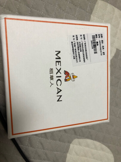 稻草人(MEXICAN)男士皮带 男款韩版商务经典牛皮腰带自动扣潮男裤带MSM10362M-02 黑色(110-125cm) 晒单图