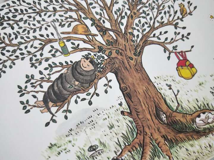 儿童之友系列1:小真的长头发 (爱心树童书) 晒单图