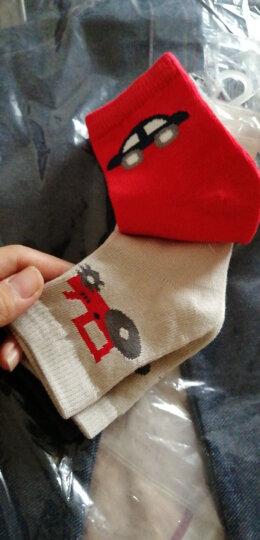 mothercare英国 女婴袜子3双新生儿棉袜0-1-2岁婴儿长袜 宝宝袜子 MCSC47MJ4008A (6-12个月)袜号12-14 晒单图