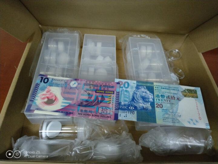 好藏天下L钱币小圆盒空盒 各种尺寸小圆盒 直径30mm放孙中山纪念币 晒单图