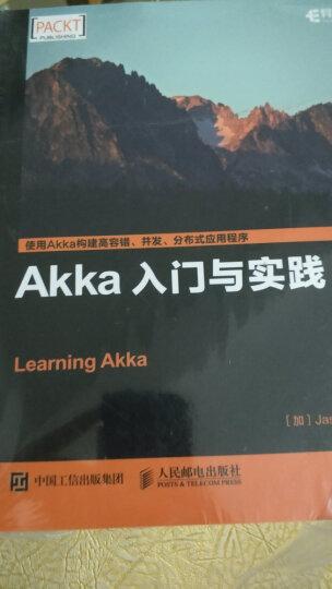 Akka入门与实践(异步图书出品) 晒单图
