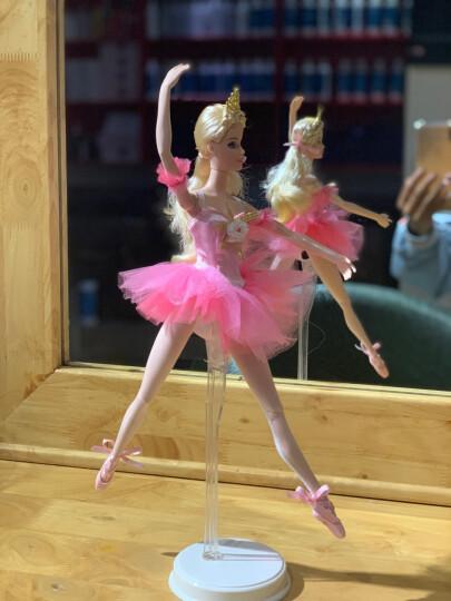 芭比(Barbie) 美泰芭比娃娃套装大礼盒女孩洋娃娃巴比玩具屋换装公主儿童过家家玩具礼物 芭比梦幻美人鱼DHC40 晒单图