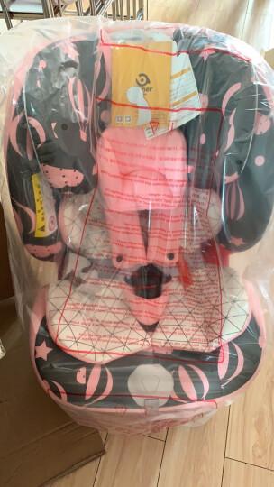阿布纳(Abner) 德国Abner儿童安全座椅 婴儿汽车用 0-4-12岁isofix 星际特工 晒单图