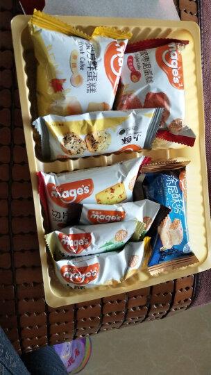 麦吉士(mage's)多种口味蛋糕面包组合早餐零食节日送礼伴手礼盒装搭配180g 180g升级版 晒单图