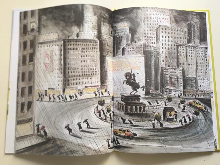 凯迪克银奖绘本:两个男孩的完美假日(奇想国童书) 晒单图