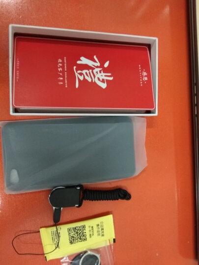 飞创 小米红米Note5a手机壳保护套全包防摔磨砂男女软壳超薄个性款 标准版【隐曙黑】送钢化膜 晒单图