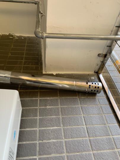 林内(Rinnai)16升智能精控恒温 CO安防 燃气热水器 RUS-16E22CWNF(天然气)(JSQ32-22C) 晒单图