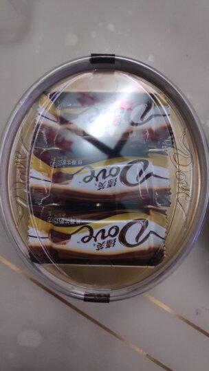 德芙Dove摩卡榛仁巧克力分享碗装 休闲零食员工福利 243g 晒单图