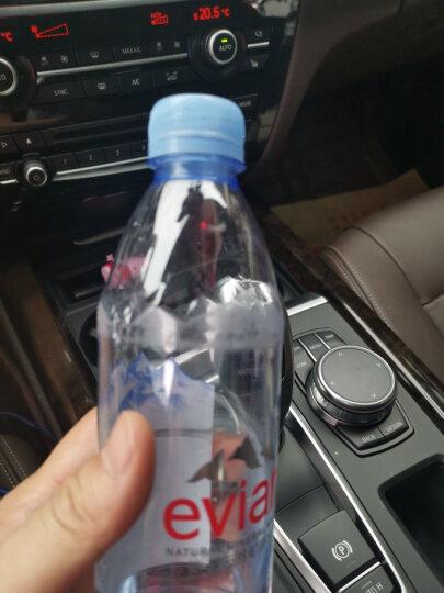 依云(evian) 依云天然矿泉水 饮用水 330ml*1瓶/箱玻璃瓶 晒单图