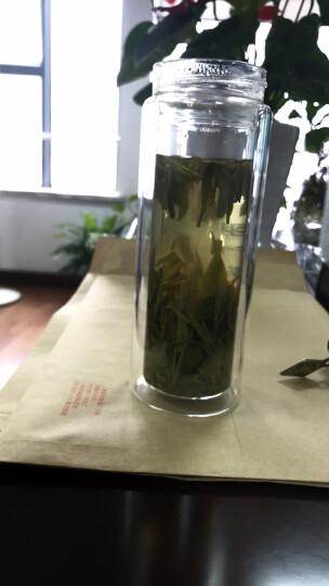易记茶业 春茶明前嫩芽雀舌茶 2018新茶叶 高山日照绿茶 100克*2罐装 晒单图