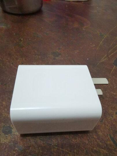 华为(HUAWEI) 电源适配器 5V1A手机充电器 USB充电头(白色) 晒单图