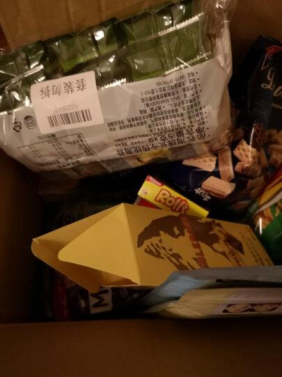 瑞士进口 Toblerone 瑞士三角牛奶巧克力含蜂蜜及巴旦木糖 糖果零食 (单粒装) 200g 晒单图