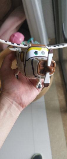 奥迪双钻(AULDEY)超级飞侠益智大变形机器人-卡文 710270 男孩女孩玩具生日礼物 晒单图