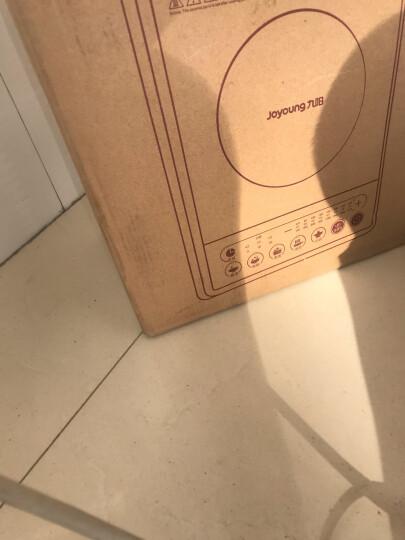 九阳(Joyoung)电磁炉 电池炉 按键式电磁灶 家用火锅套装 定时功能 多档火力C21-SK830-A1赠汤锅(邓伦推荐) 晒单图
