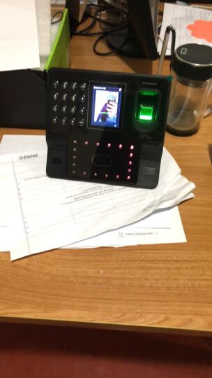 ZKTeco/熵基科技IFace102面部指纹人脸考勤机 高速签到打卡机 大容量自助报表签到机 晒单图