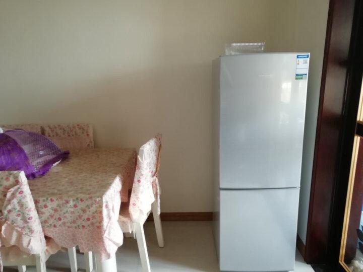 容声(Ronshen) 172升 双门家用电冰箱 一键速冻 经济实用小型两门 节能静音环保 BCD-172D11D 晒单图