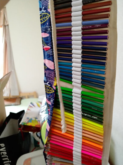 马培德(Maped)CH183212 不易折断油性彩色铅笔12色 晒单图