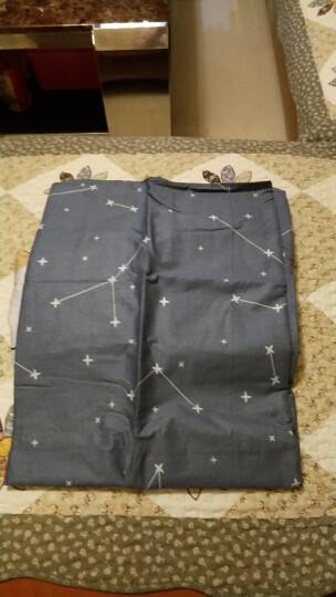 户外旅行隔脏睡袋 成人室内便携式酒店宾馆防脏隔脏纯棉睡袋 美丽神话 200*230 晒单图
