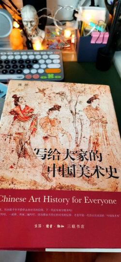 写给大家的中国美术史(精装) 晒单图