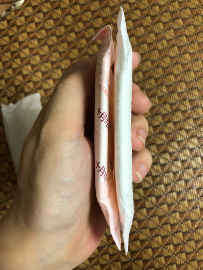 十月结晶防溢乳垫200片装 一次性乳贴隔奶垫溢奶垫防漏不可洗 送8片 晒单图