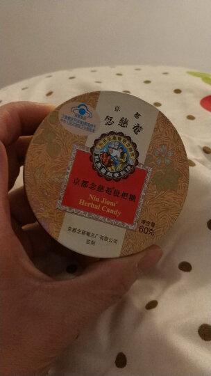 泰国进口 京都念慈菴 枇杷糖 润喉糖 水果味糖果零食 硬糖 60g 晒单图