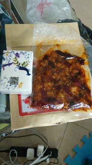 廖记棒棒鸡【冷吃兔】四川自贡特色私房菜零食小吃真空装210g新品 晒单图