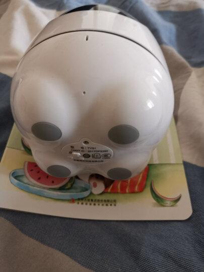 科大讯飞早教机 阿尔法蛋小蛋智能机器人 儿童玩具早教学习机器人故事机 白色 晒单图