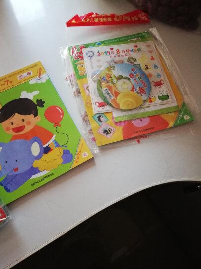 红袋鼠幼儿画报杂志2020年1.2-8月24本打包亲子阅读3-7岁早教益智绘本故事书籍带光盘贴纸 晒单图
